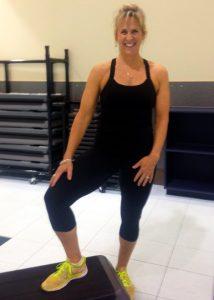 Meet Lisa Hill at Blue Sky Fitness