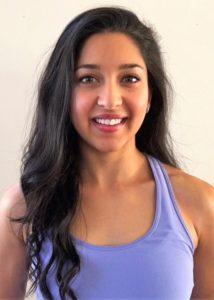 Meet Nikita Sarangal at Blue Sky Fitness