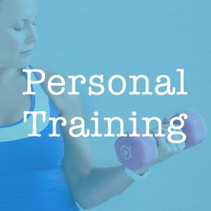 Personal Training and Health Coaching